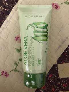 Nature Republic Aloe Vera Cleansing Gel