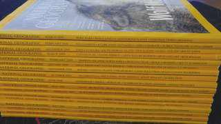 National Geographic magazine 17 issues (2007 - 2010)