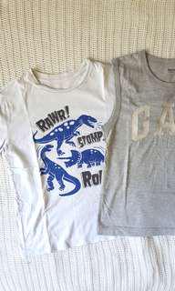 Boy Tshirt x 2 pcs #MidSep50