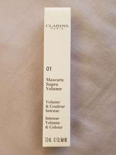 BNIB Clarins Mascara Supra Volume 3.5ml
