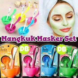 Mangkuk Masker Colour