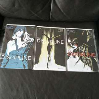 Image Comic The Discipline #1-6 (Complete Series) VF/NM by Peter Milligan & Leandro Fernandez!