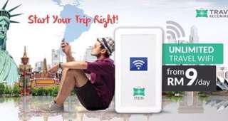 Travel Pocket Wifi