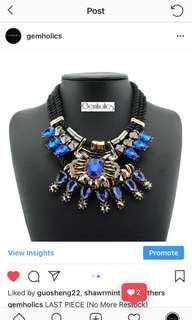 Clearance sale! Jenella statement necklace
