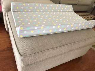 Table top chancing mat