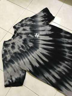 Dc Shoes Tie Dye Tee