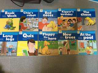 全新正版Oxford Reading Tree Level 2 (10 books)