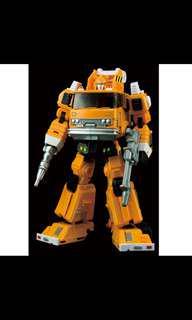Transformers maketoys grapple