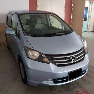 Honda Freed (P PLATE FRIENDLY)