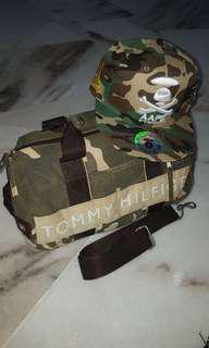 Tommy Hilfiger Mini Duffle Bag Camo
