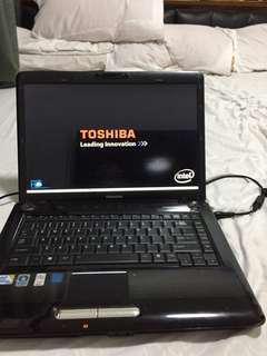 Toshiba Satelite A300