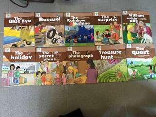 全新正版Oxford Story Tree level 7 (10books)