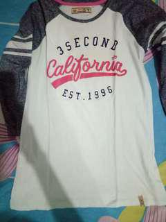 Baju 3 Second