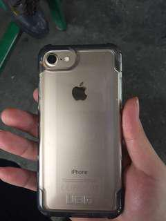 1 month old iPhone 7 for sale