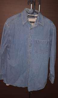 Women jean shirt