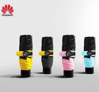 原裝華為 HUAWEI mini 太陽傘 雨遮 Umbrella