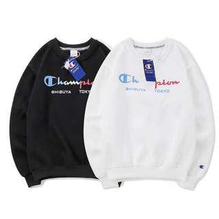 Champion Shibuya Tokyo Pullover Sweater Shirt