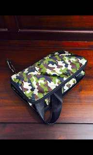 Camouflage Multipurpose Foldable Handbag