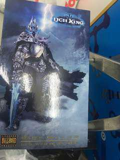 BLIZZARD. FALL OF LICH KING (not Marvel Legends, NECA, HOTTOYS, DC)