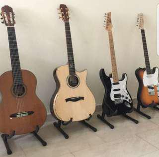 Free delivery Guitar Stand