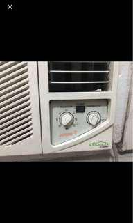 Aircon aircondition Everest 1.5hp (carrier engine)