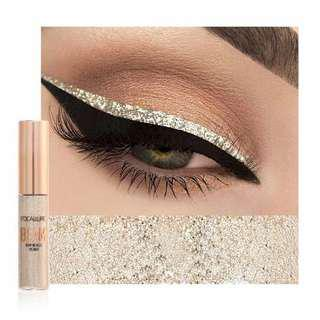 Focallure Eyeliner Gliter var. Platinum