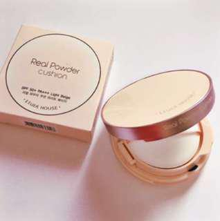 BNIB Etude House Real Powder Cushion - Natural Beige