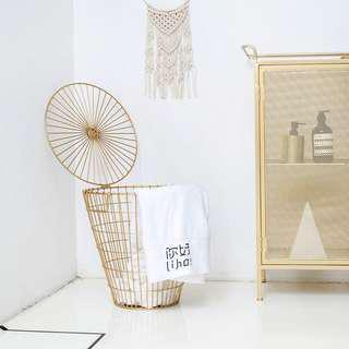 Stylish Laundry Basket