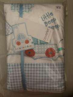 BNWT Mothercare Coverlet for Cot or Bed
