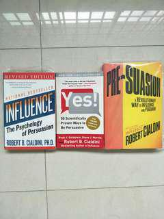 The Robert Cialdini collection