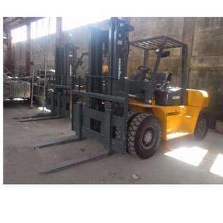 Lonking Lg70dt Forklift ISUZU Fd70 Counterpart
