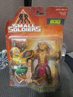 SMALL SOLIDIERS : GORGON (not Marvel Legends, DC, NECA, HOTTOYS)