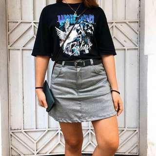 F21 inspired skirt