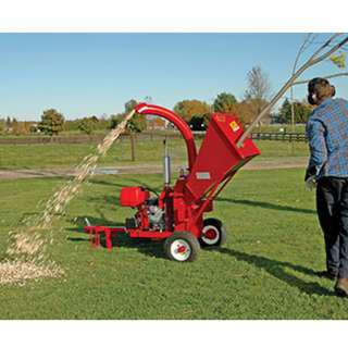 Tmsq Portable Wood Chipper Brandnew