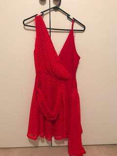 Peppermayo Red Dress