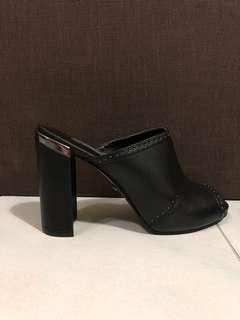 Charles & Keith Leather Mules