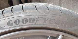 "235/35/19"" Goodyear asymmetric 3"