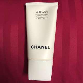 Chanel Le Blanc Foam Cleanser