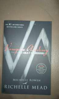 Novel : Vampire Academy