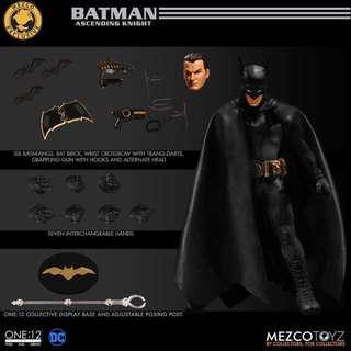 Order Mezco Batman Ascending Knight