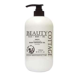 Beauty Cottage Lavender Massager Oil Brand New 1000ml