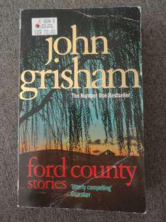 For D County Stories - John Grisham