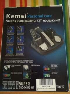 Kemei Grooming Kit.