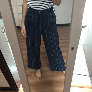 (FREE POSTAGE) MONKI Wide Leg Jeans