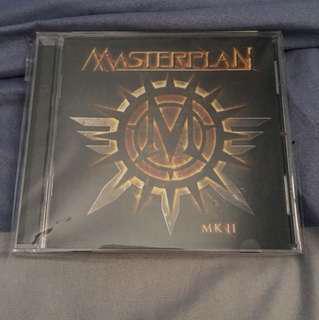 Masterplan Cd Album MK II (Price Negotiable)