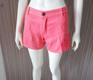 Surfer Girl Pink Hotpants / Celana Pendek Pink