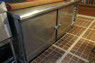 Stainless TableTop Refrigerator Chiller