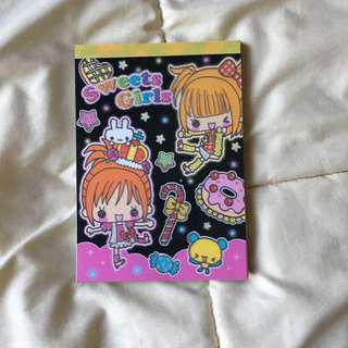 Kawaii notebook