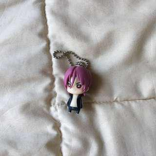 Free! And uta no prince sama keychain