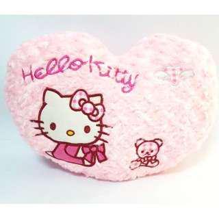Heart shape hk pillow
